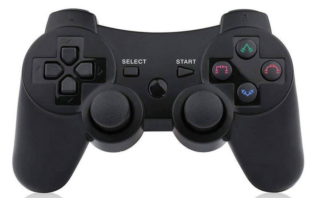 Mando PS3 Inalámbrico negro