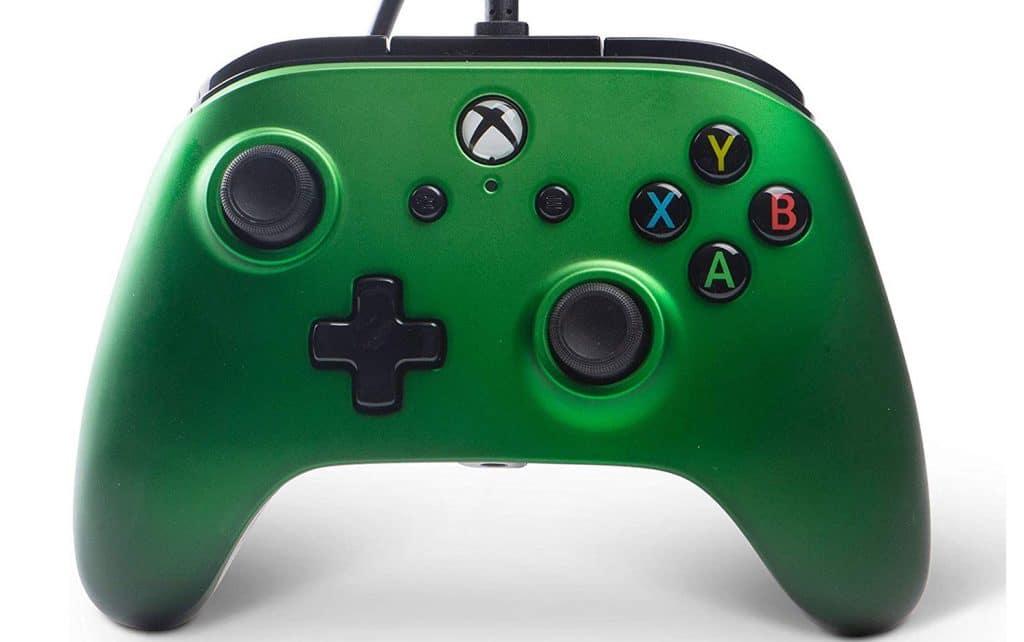 xbox one mando verde